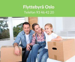 Bedriftsflytting Oslo